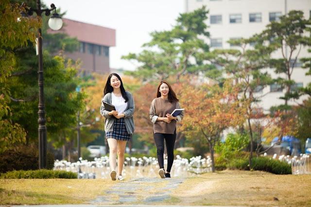 du học Hàn Quốc là một cơ hội rất lớn để bạn thử sức