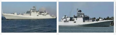 India Russia deal of 2 stealth frigates