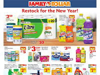 Family Dollar Ad Preview January 26 - February 1, 2020