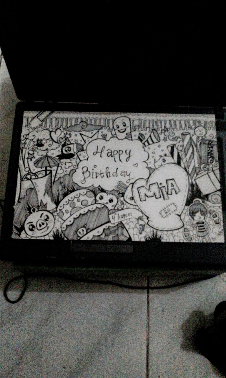 Oekoekpunyablogspotcom My Doodle Art
