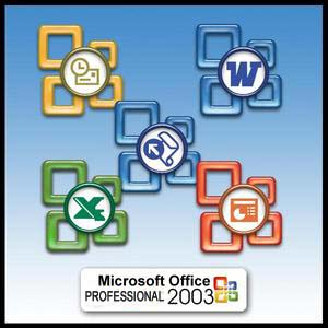 MS Office Professional 2003 Free Download Full Version