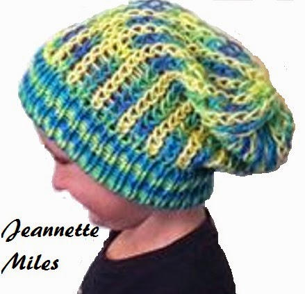 Knifty Knitter Hat