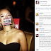 Fans blast Karrauche Tran for posting these photos from #Bringbackourgirls USA Concert