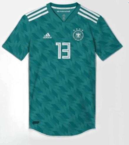 adidas 2018 world cup away kits