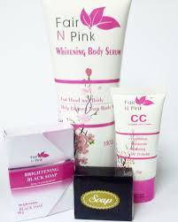 harga grosir paket fair n pink