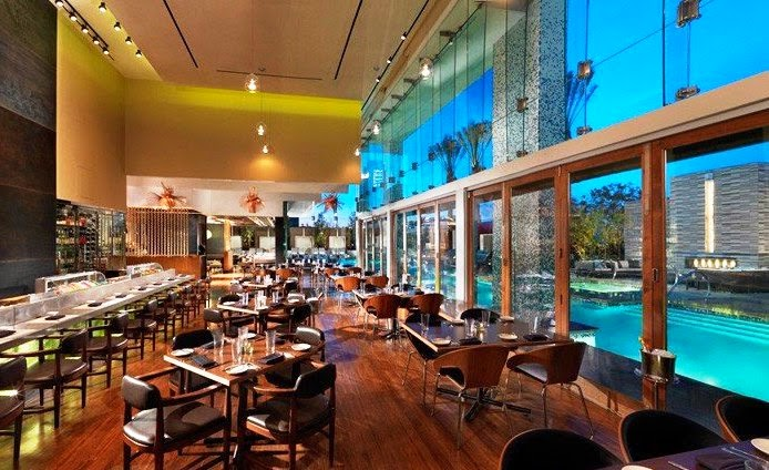 Restaurante Simon and Lounge em Las Vegas