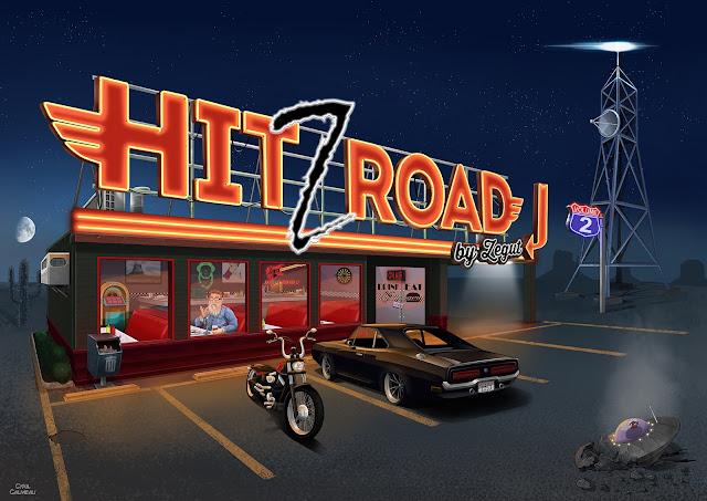 Hit Z Road by Zégut, francis zegut, rtl2, idée cadeau noel, pop rock station, twin peaks, double r diner, route du blues, compilation zégut, coffret pop rock station by zégut
