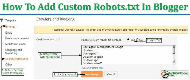 kiếm tiền online, seo blogspot, robots.txt
