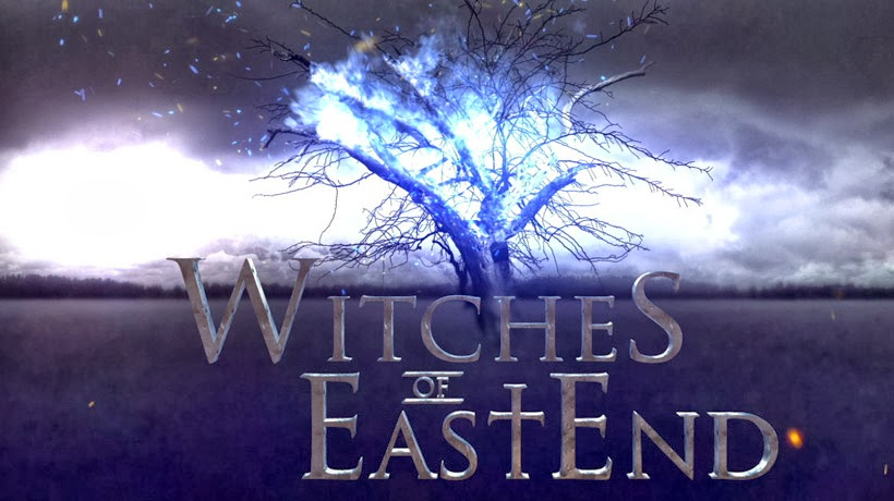 "TV Series Review} Witches of East End, Season 1 Episode 1: ""Pilot"""