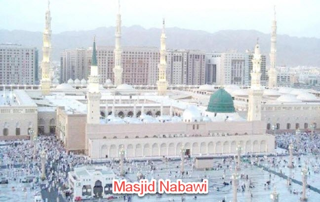 Hijrah Rasul artinya perpindahan Rasulullah saw Meneladani Nilai-nilai Perjuangan Rasulullah saw. di Madinah