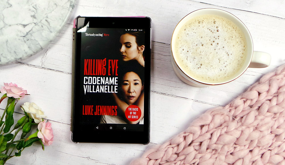 Codename Villanelle by Luke Jennings ebook
