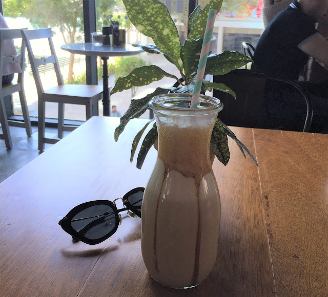 BEST Vegan Coffee in Dubai - Friends Avenue Cafe - Best Coffee in Dubai - Cafes in Dubai