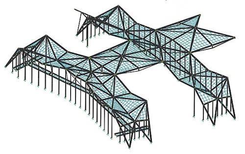 Tecnolog a pirineos clasificaci n de las estructuras - Estructuras metalicas ligeras ...