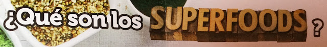 ¿Qué son los SUPERFOODS? - Por definición, un superfood es un alimento 100% natural (frutas-algas-semillas-raíces o hierbas) que contiene una densidad sumamente alta de nutrientes en tan solo pequeñas cantidades.