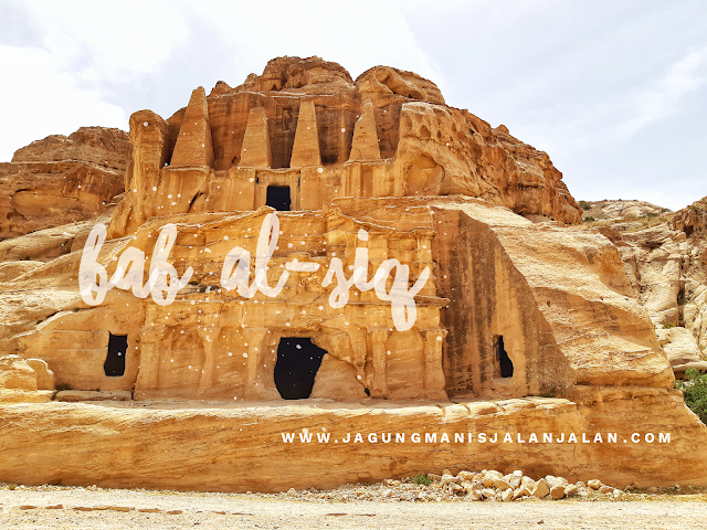 bab al siq, petra, the rose red city