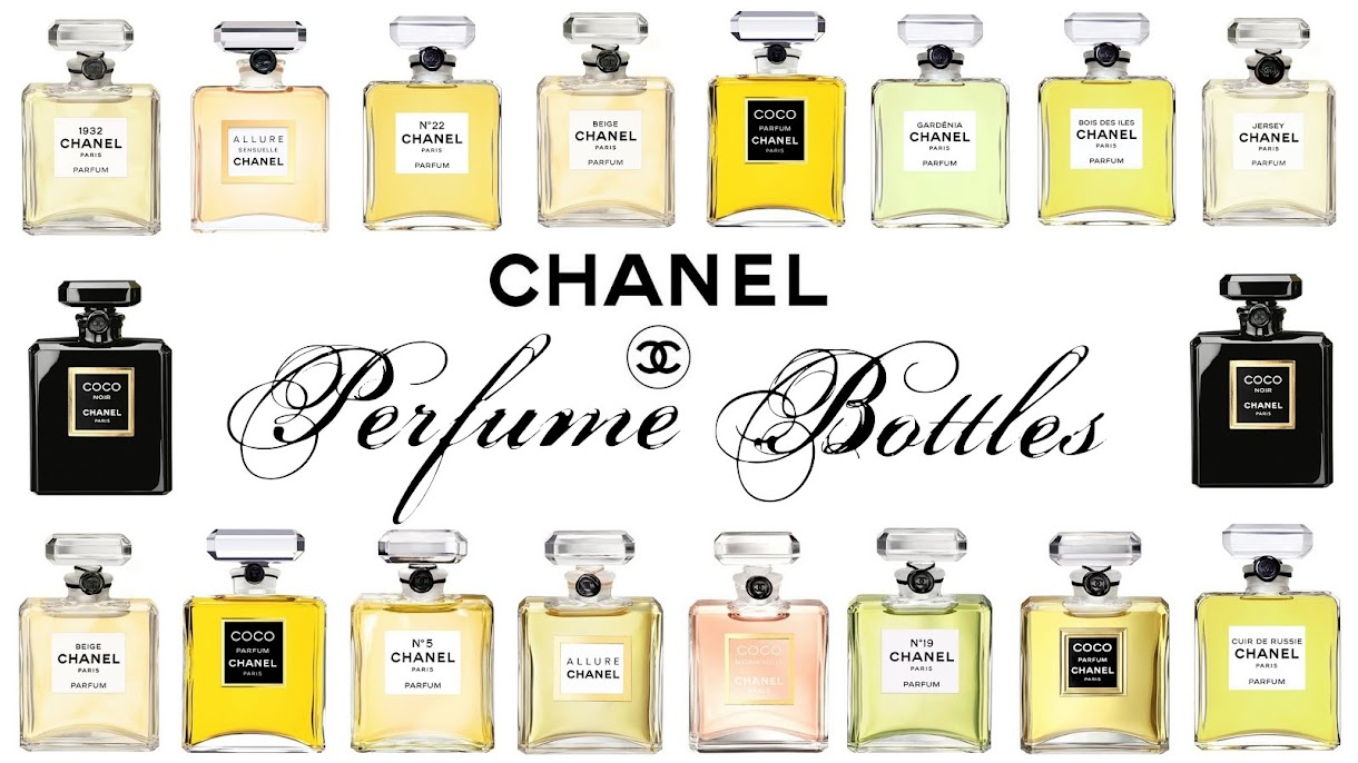 Chanel Perfume Bottles How To Date Chanel Bottles