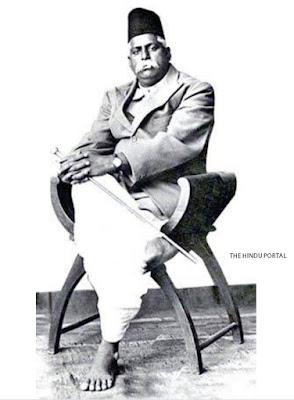RSS founder Dr KB Hedgewar