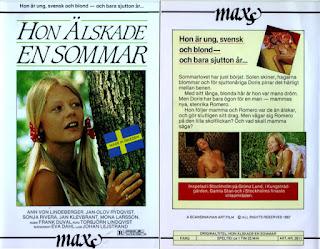 Hon älskade en sommar (1977)