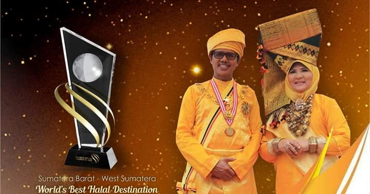Mewakili Indonesia, Sumatera Barat Raih Dua Penghargaan Dunia, mengalahkan Turki, Abu Dhabi dan Dubai,