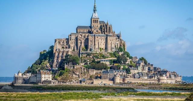 Mont Saint Michel de dia