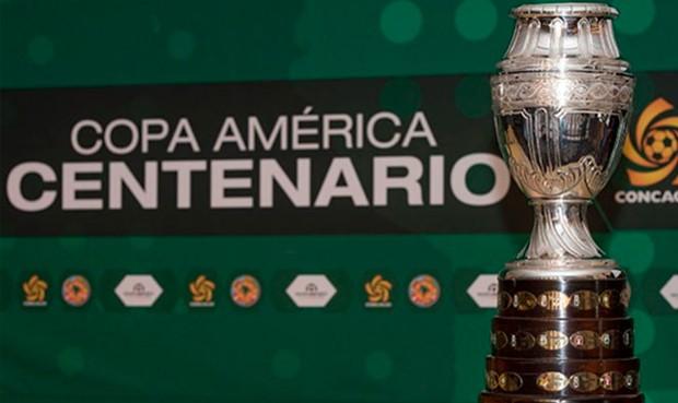 calendario de partidos de la copa america centenario 2016 - fixture copa america centenario 2016