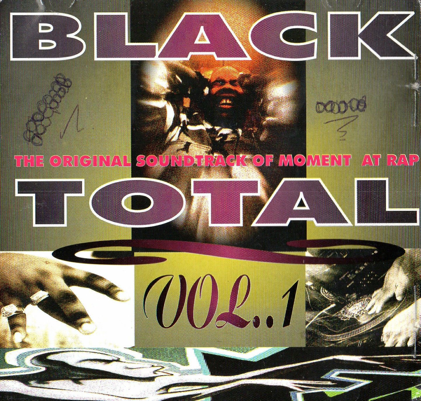 Black Total VOL.1