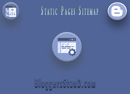 How To Create And Submit Sitemap Of Static Pages