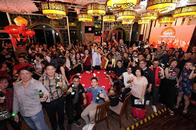 Probably The Best Chinese Party 2018 - Carlsberg at The Roof