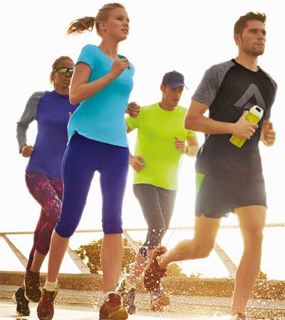 Ropa deportiva y accesorios para el running marca Crivit de Lidl