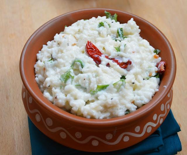 gopalkala curd rice