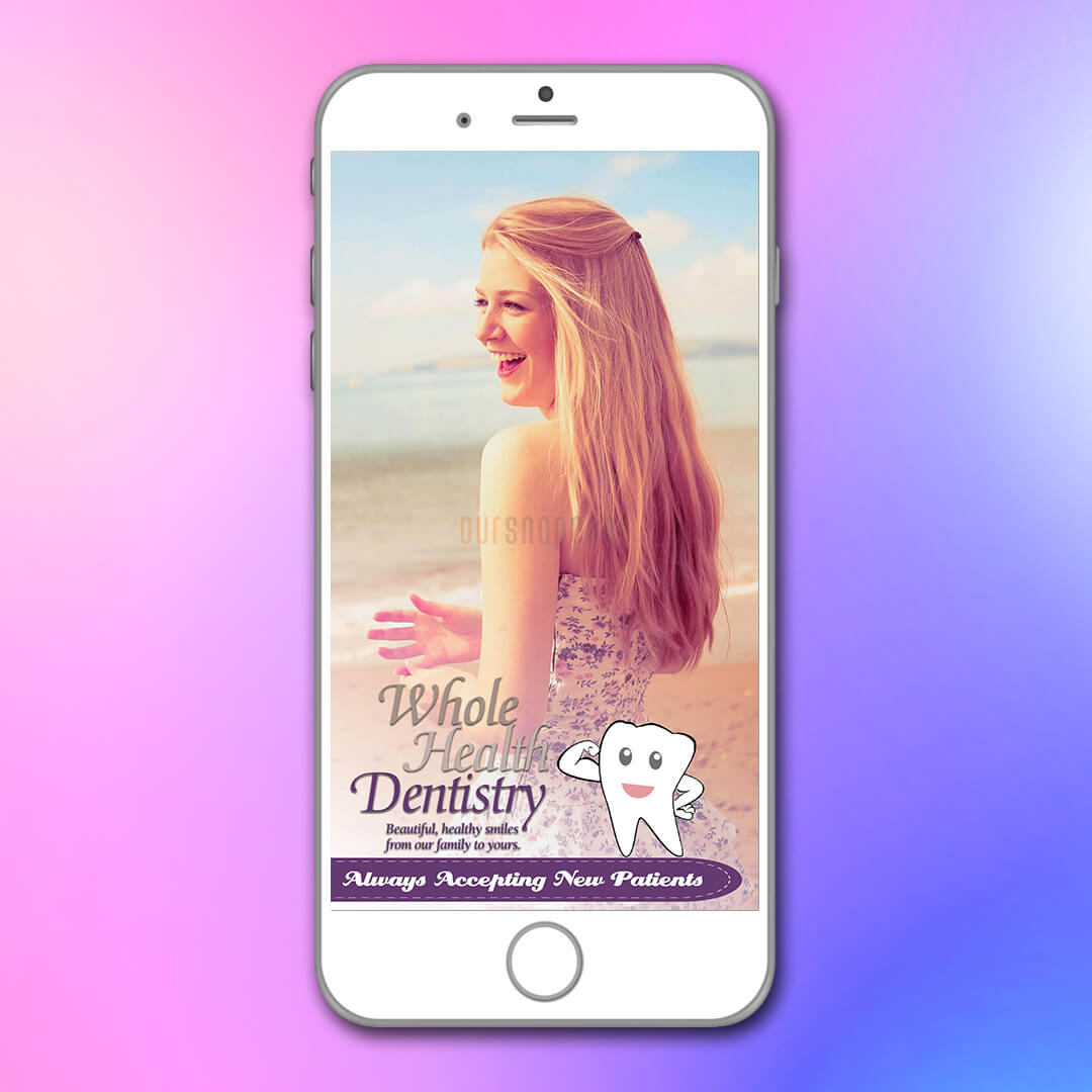 how to make a snapchat filter for business