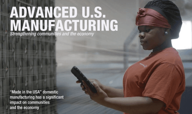 Advanced U.S. Manufacturing