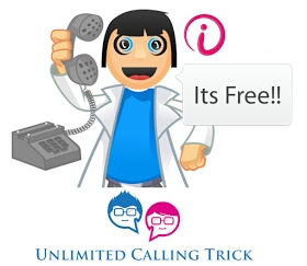 Unlimited free calls tricks 2016