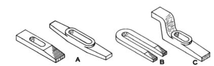 Straps atau clamp