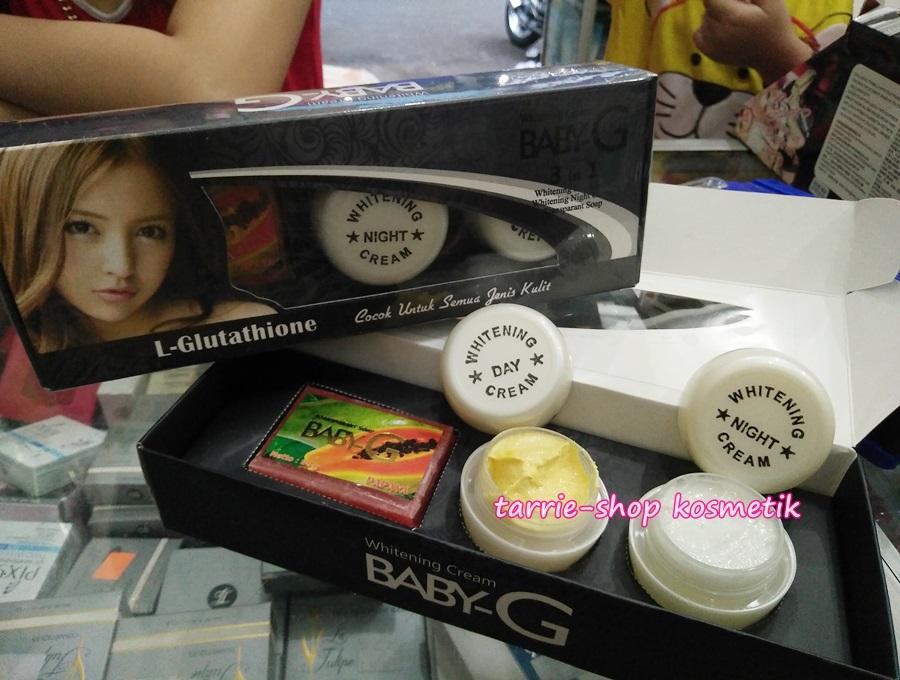 Cream Wajah Baby-G Bpom Original