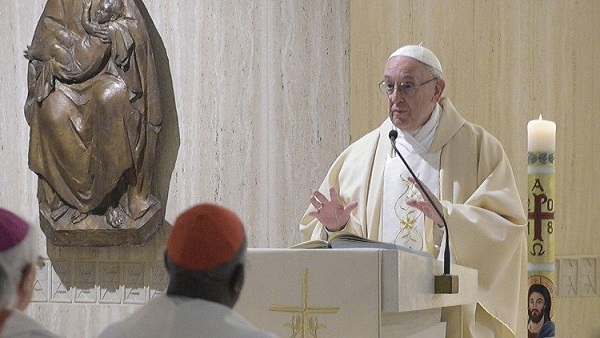 """Papa Francesco: """"Lo Spirito Santo è il protagonista dell'annuncio"""""""