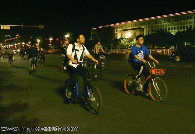 Pekin-bicicletas