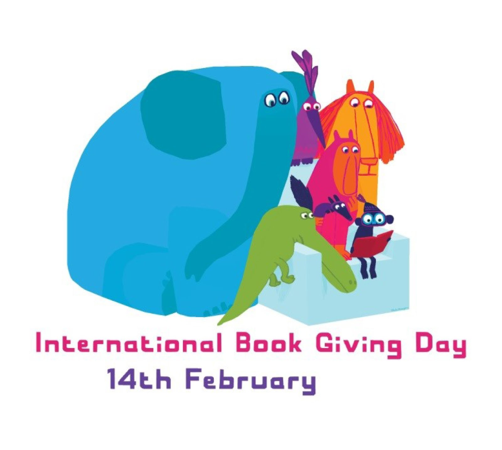 Bookgiving Day 2019
