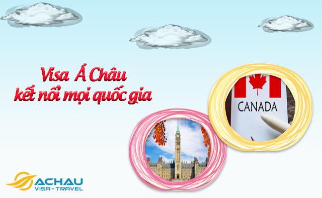 Cách xin visa Canada thành công