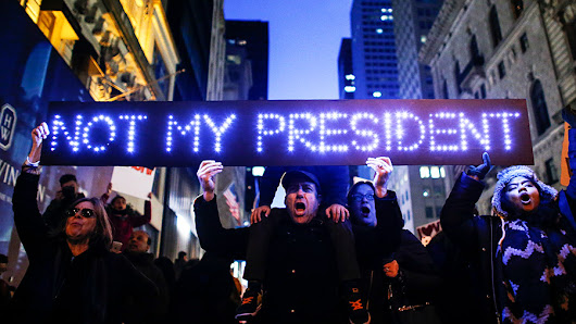A Trump Protest Playlist