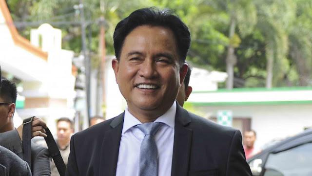 PDIP Minta Yusril Mundur Jadi Kuasa Hukum HTI