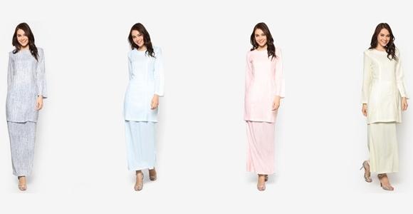 Baju Kurung Moden Terkini By Butik Sireh Pinang
