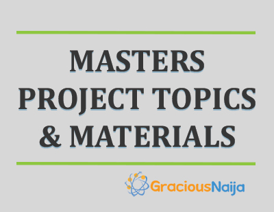 Effect Of Students Improvised Instructional Materials On Senior