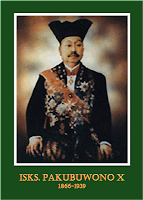 gambar-foto pahlawan nasional indonesia, Sri Susuhunan Pakubuwono X