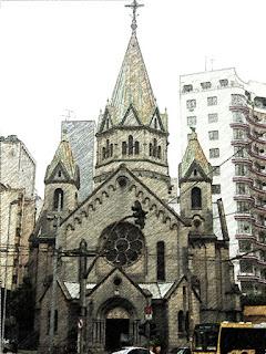 Igreja Santa Ifigênia, São Paulo