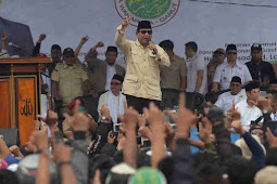 Prabowo Subianto Komitmen Buka Lapangan Kerja untuk Anak Muda
