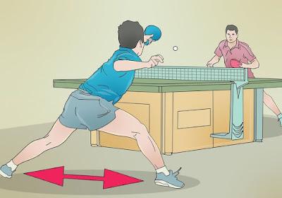 cách di chuyển quanh bàn