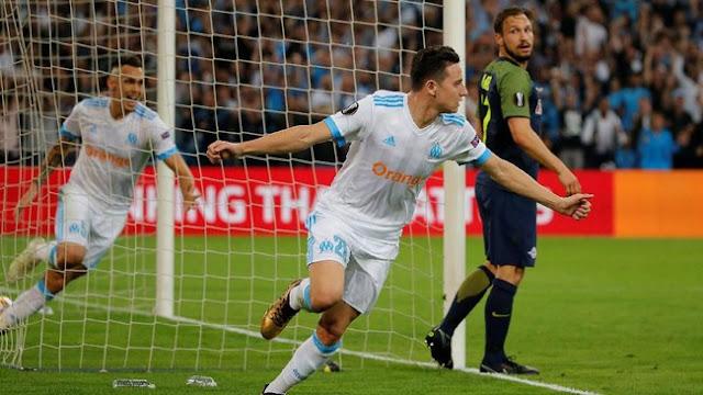 Liga Europa: Marseille Tekuk Salzburg 2-0