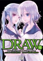 Draw : Dans l'océan où dort une sorcière, Manga, Critique Manga, Delcourt / Tonkam, Abeno Shako, Okuse Saki,