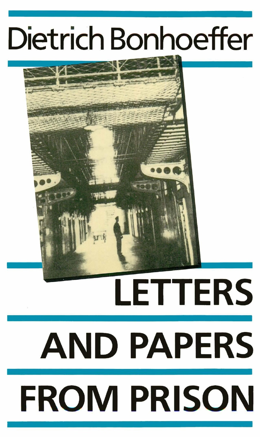 Dietrich Bonhoeffer-Letters And Papers From Prison-